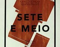 Sete e Meio, Poster