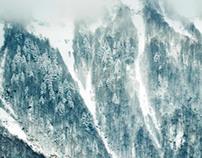 Alps. Les Bauges