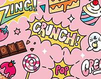 Bebe Candy Series
