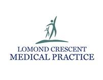 Logo & card for Lomond Crescent Medical Practice