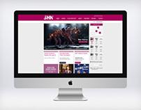 SHN Website redesign
