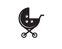 Baby clothes logo