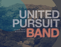 United Pursuit Band Album Art