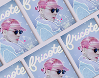fricote // magazine cover