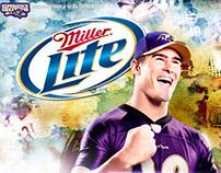 Miller Lite / Baltimore Ravens