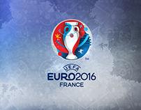 EURO 2016 POSTER SERIES