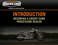 Harley Davidson eLearning Presentation