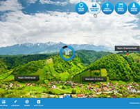Tourist Organization - web design