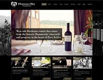 HammerSky - web design