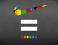 Mighty Nike Equality
