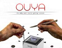 OUYA Magazine Spreads
