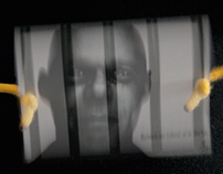Amnesty International - Man in the cage illusion