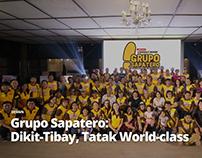 Grupo Sapatero: Dikit-Tibay, Tatak World-Class