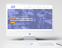AirLabs Website Design