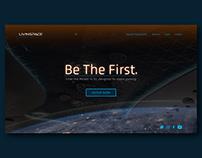 Daily UI #003 : Landing Page