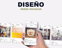 Social Media Design - FRANCA AUSTRAL