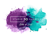 Studio 50 nuances - Logo