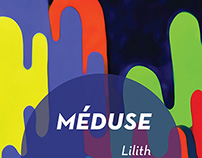 "1st Solo Exhibition ""Méduse"""