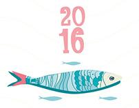 Sardine Festive 2016 - Lesvos