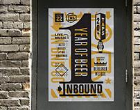 Inbound BrewCo - Event Branding