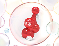 Bubble Scent - Fragrance for CocaCola