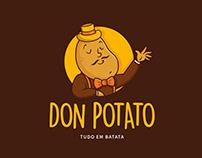Don Potato - Identidade Visual