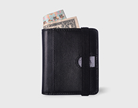 Wallet Simple 3.0 product design
