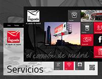 Directorio Interactivo del Centro Comercial La Vaguada