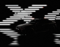 BMW X4 3D Projection Mapping 2014