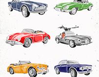 Vintage Car Series