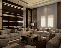 modern men seating & dining room