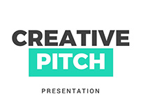Creative Pitch Deck Powerpoint Template