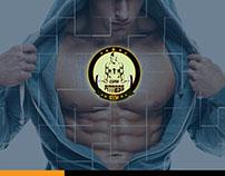 GYM - Logo & Poster Design