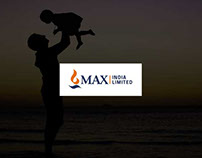 UX & UI design - Max india