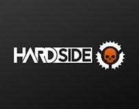 Hardside Logo
