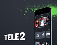Tele2 TV Mobile Applications