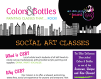 Colors & Bottles KC Events Advertisment