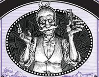 Lo spirito della Castagnola - Spirit label
