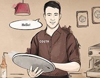 COSTA COFFEE BARISTA OF THE YEAR PROMO SITE 2015