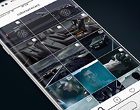 Rolls-Royce Dawn Black Badge - Social Campaign