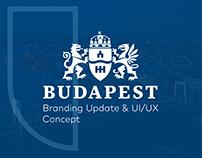 Budapest City Branding Update & UI/UX Design