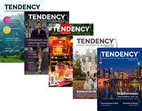 TENDENCY® – travel and well-being magazine
