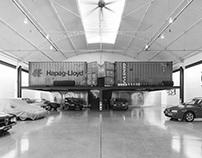 Galpão Garagem