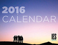 IES Abroad 2016 Calendar