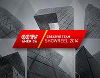 CCTV America Showreel