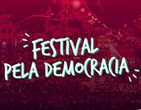 Festival pela Democracia