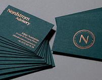 Nordstrom Advisory – Brand identity