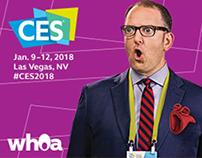 CES Whoa Banner Ads (2018)