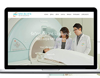 Rachvipa MRI Center Website