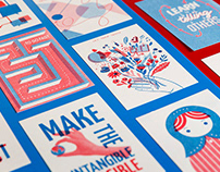 Design Principles | Postcards
